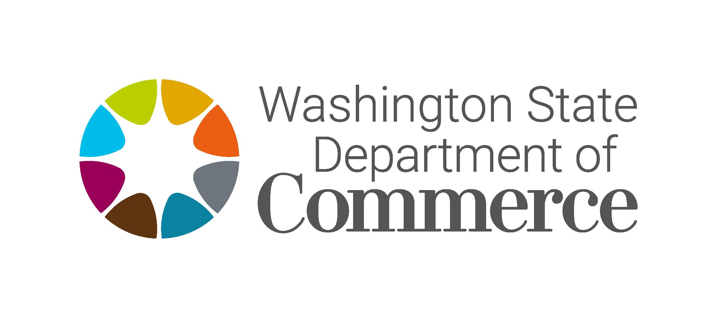 WA Dept of Commerce Logo